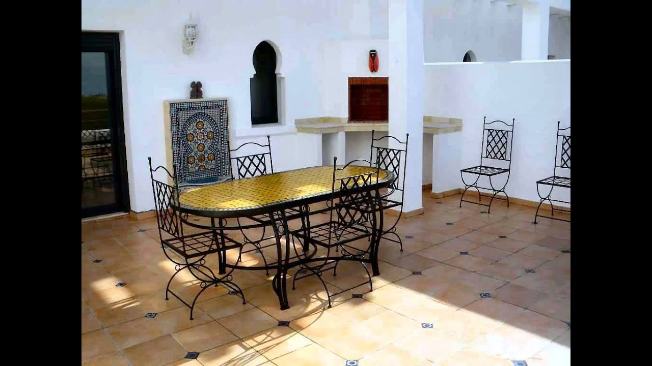 Achat et vente appartement f3 asilah maroc youtube for Appartement acheter