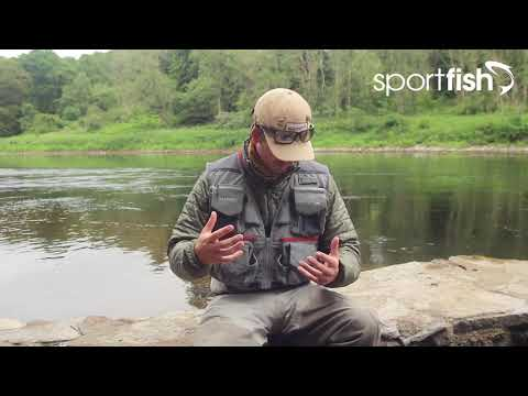 Tackle On Test - Jonny's Favourite Fishing Vests