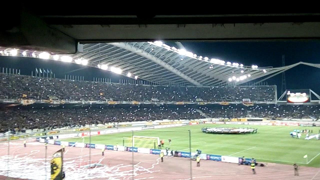 AEK - MILAN 0-0 UEFA EUROPA LEAGUE 2017 (3) - YouTube