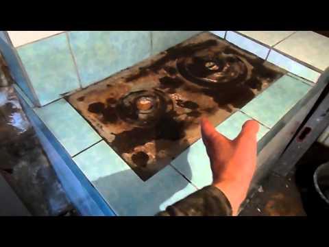 Как обложить железную печь в бане кирпичом делаем сами