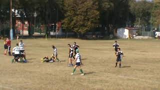 noceto form  rugby modena rugby 63/10  14/10/2018 1 tempo