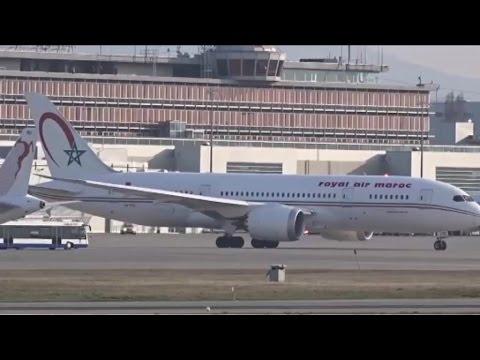 Afrique, Prouesses des compagnies aériennes nord africaines