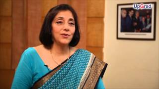 Meera Sanyal, Chairperson, Urban Development Committee, IMC | Full Interview | UpGrad