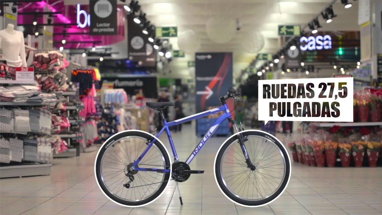 4dc872fd Bicicletas: GAMA INDUR - YouTube