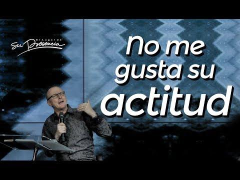 No me gusta su actitud - Andres Corson - 23 Marzo 2014