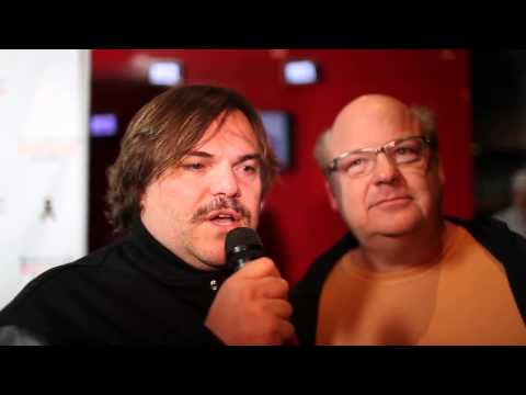 Tenacious D  Interview At Bowl For Ronnie DIO CANCER FUND celebrity bowling charity event