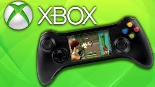 Portable XBOX Console coming soon??