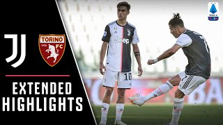 Juventus 4 1 Torino | Ronaldo, Dybala & Cuadrado All Score In Derby Win! | Extended Highlights