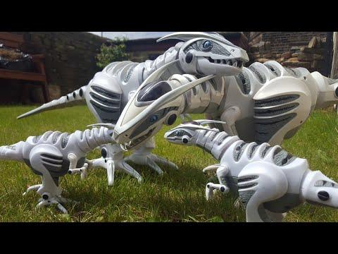 Roboraptor by WowWee