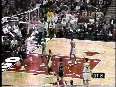 Jazz at Bulls - 1/25/98 (Highlights)