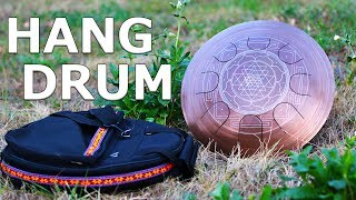 Relaxing Hang Drum (Handpan) Solo ● Heartbeat ● Calming, Hangdrum, Meditation, Healing, Yoga Music
