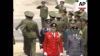 Korea - Handover Of Body