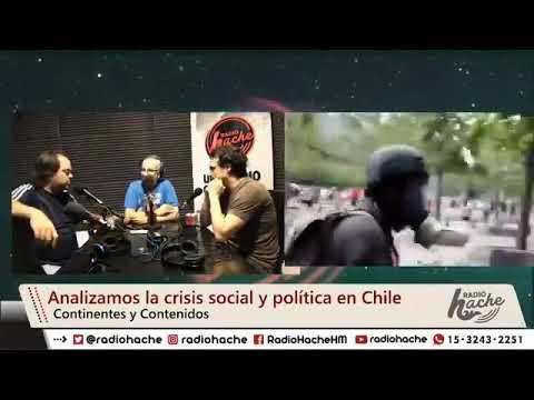 Continentes Y Contenidos - Radio Hache - Parte 1