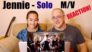 JENNIE - 'SOLO' M/V (from BLACKPINK) | REACTION