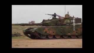 Video The Most Powerful Chinese Tank ZTZ-99A Type 99A download MP3, 3GP, MP4, WEBM, AVI, FLV November 2018