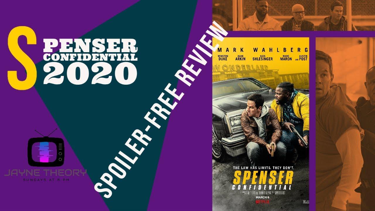 Spenser Confidential 2020 Spoiler Free Review Youtube