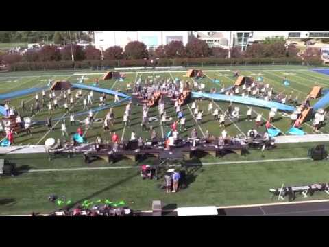 Lake Travis HS Band Eternal at St Louis University High School