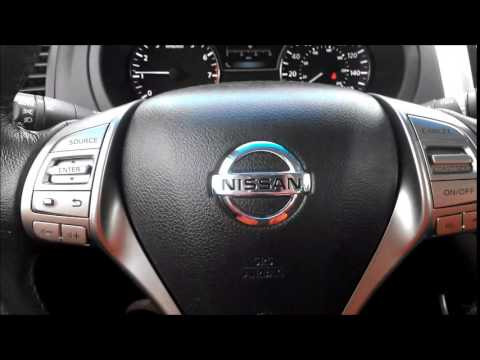 2014 Nissan Altima Interior Review