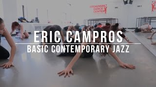 Eric Campros | Basic Contemporary Jazz | #bdcnyc