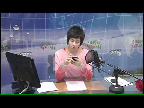 120203 Hee's Singing 7years Of Love By KyuHyun @ SDC