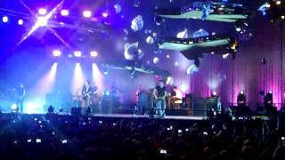 Snow Patrol Chasing Cars Live @ O2 Arena 12.02.2012 by EP