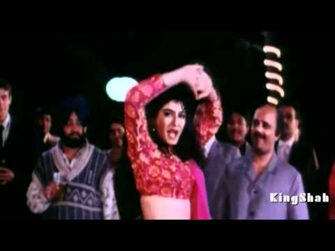 Aaj Ki Raat Naya Geet Koi HD1080p -  Kumar Sanu & Alka Yagnik  (Gair 1993)