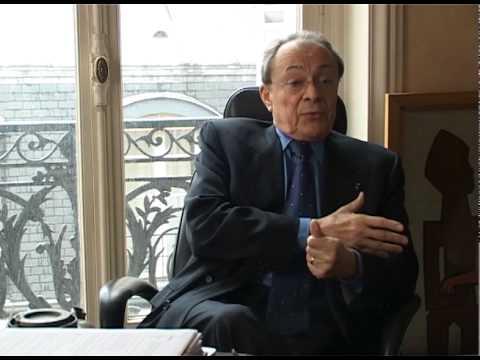 Vidéo 2.12 : Michel Rocard - Étudier l'autre durant la préparation - 2006