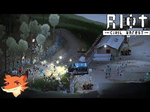RIOT - CIVIL UNREST [FR] Un simulateur d'émeute ! Police ou manifestant? Choisissez !