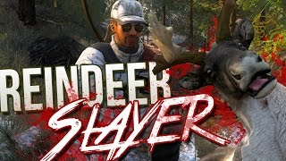 The Hunter | Reindeer and Moose Season! | The Hunter Funny Moments