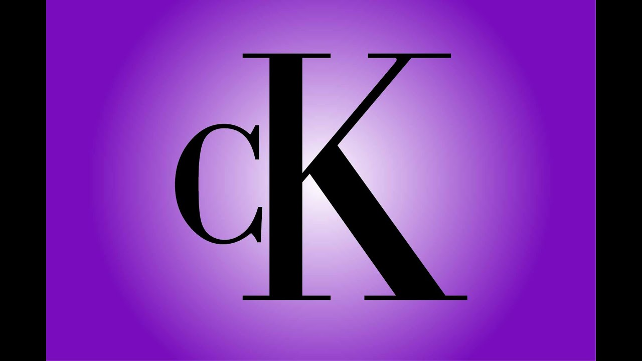 How To Make Calvin Klein Logo with Adobe Illustrator, Create Logo ...