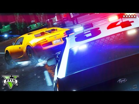 GTA 5 Funny Moments COPS AND ROBBERS | Most Extreme BUSTED Police Chase Moments| GTA V Funny Montage