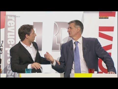 HILIRANT : Jean Lassalle est chaud dans La Revue de Presse