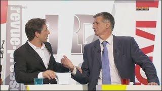 HILIRANT : Jean Lassalle est chaud dans La Revue de Presse thumbnail