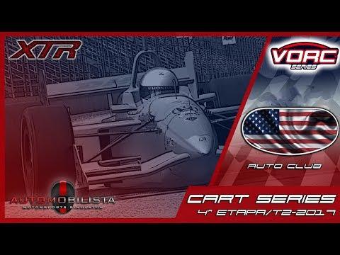 VORC CART Series @ Auto Club (Fontana) - 4ª Etapa T2/2017