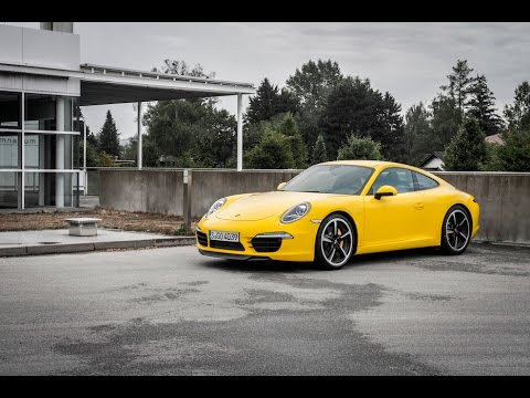 Review Porsche 911 Carrera S 991 vs Porsche GT3 991  PT1