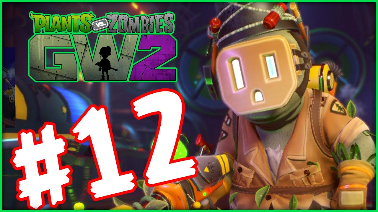 Plants Vs Zombies Garden Warfare 2 Gameplay Walkthrough Part 12 Vanquish Boss Youtube