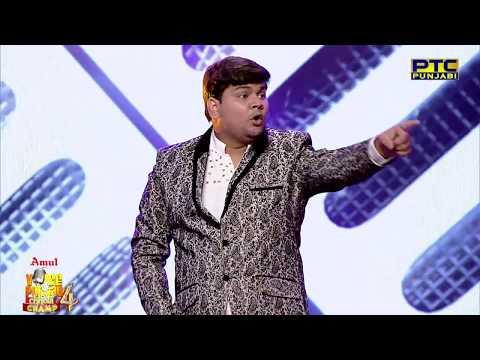 Mukesh Sharma | Comedy Moment | Studio Round 18 | Voice Of Punjab Chhota Champ 4