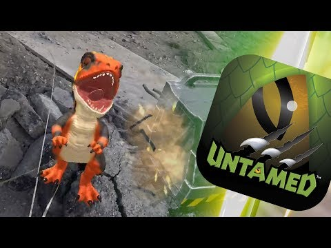 UNTAMED Battle ARena App: Out Now!