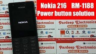 Nokia 216 power button solution (RM-1188) | Pardeep Electronics