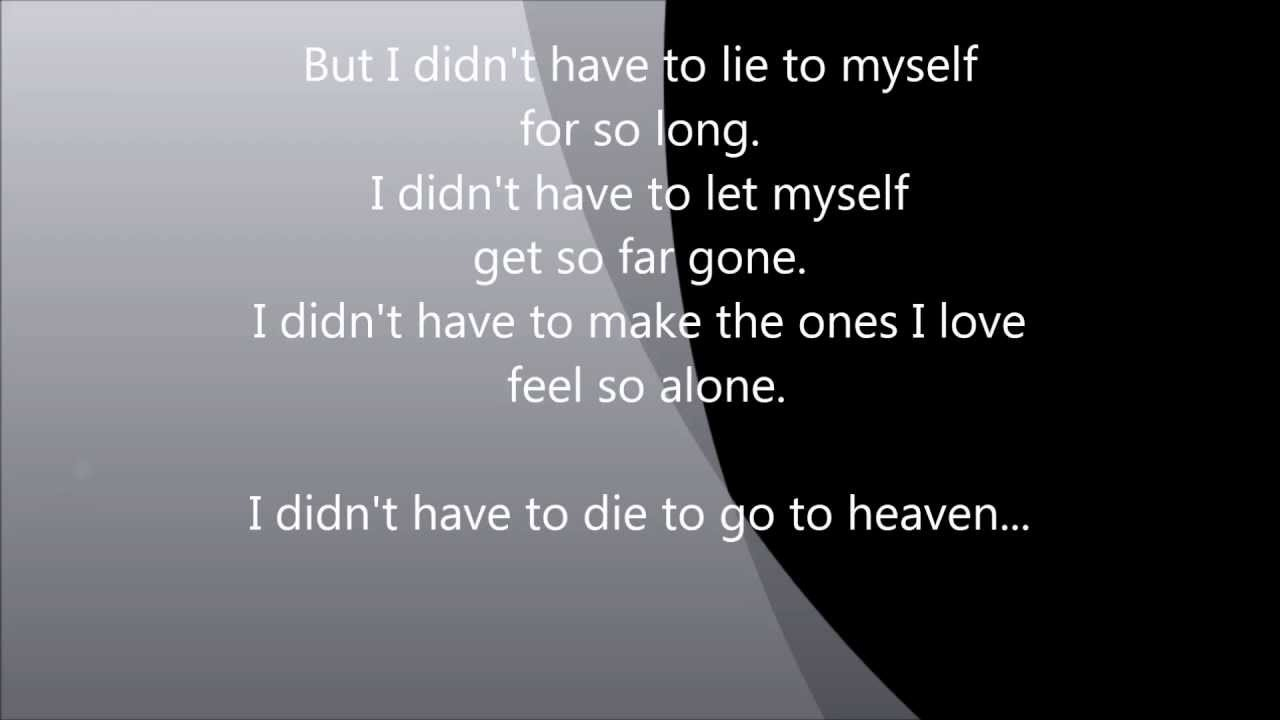 3 Doors Down Heaven Lyrics : doors lyrics - pezcame.com