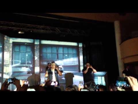Kollegah & Farid Bang Halleluja Live Konzert JBG 2 Nürnberg-Löwensaal 2013