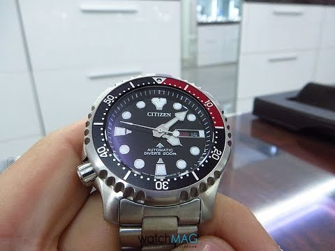 Citizen Promaster Automatic Diver NY0085-86EE