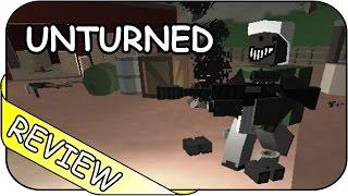 UNTURNED ► Test / Review zum F2P Survival Sandbox Game (Gameplay) ☯ Unturned