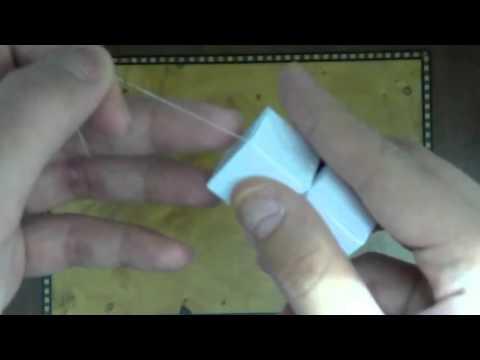 Origami - rubik's cube 2x2