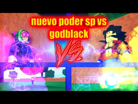 Dragon Ball Loquedo Super Roblox Capitulo 6 Nuevo Poder,Sp Vs Godblack