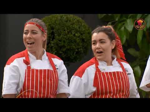 Адская кухня — Hell's Kitchen — 16 сезон 9 серия