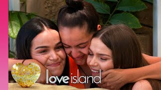 Siânnise and Luke T get a surprise from home | Love Island Series 6