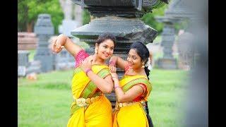Gambar cover Swalla Jathi Mix Cover by Himansee Katragadda and Mithila Reddy