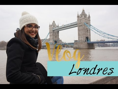 Vlog London 2016: Llegada y primer día de turismo