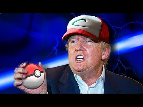 Donald Trump Singing The Pokemon Theme Song
